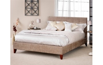Claire Upholstered 5ft Bed Frame