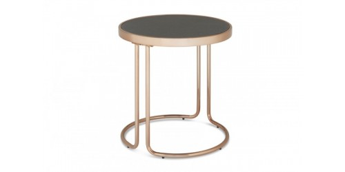 Downton Glass Lamp Table