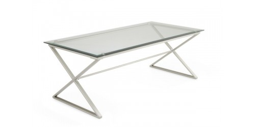 Kent Glass Coffee Table