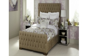 Lara Upholstered 5ft Bed Frame