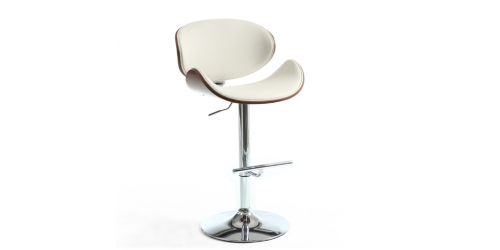 Hariet Bar Stool Cream