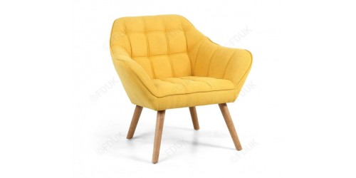 Coby Occasional Chair Sunny Yellow