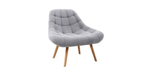 Shala Occasional Chair Light Grey