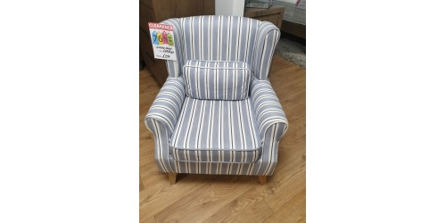 Willow Accent chair - SHOP FLOOR CLEARANCE!!!