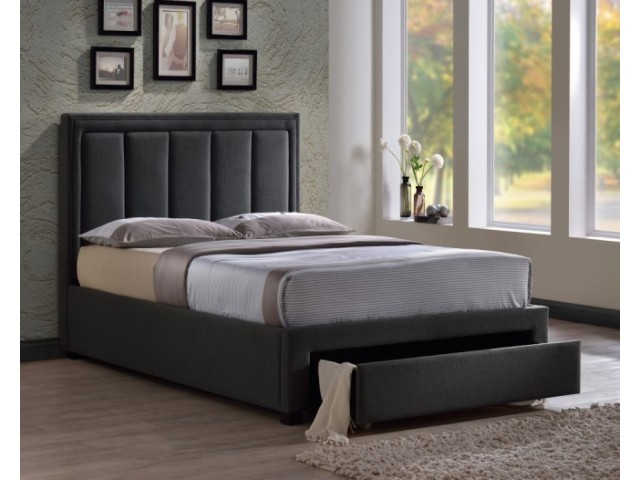 Alexandria 4ft6 Upholstered Bed Frame - Next Day Delivery