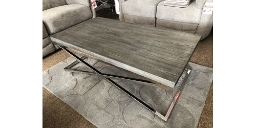 Trent Coffee Table - SHOP FLOOR CLEARANCE!!!