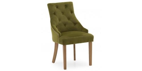 Harry Green Velvet Dining Chair