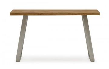 Taize Oak Console Table