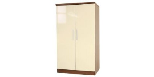 Kingston 2 Door Midi Wardrobe