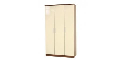 Kingston Tall 3 Door Plain Wardrobe