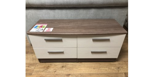 Kingston 4 Drawer Bed Box - SHOP FLOOR CLEARANCE!!!