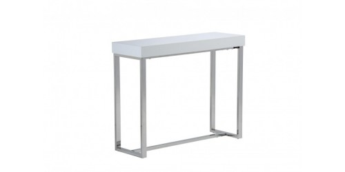 Fiona High Gloss Console Table