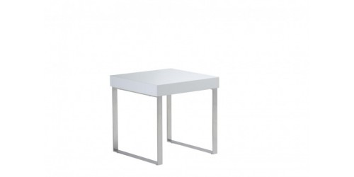 Fiona High Gloss End Table