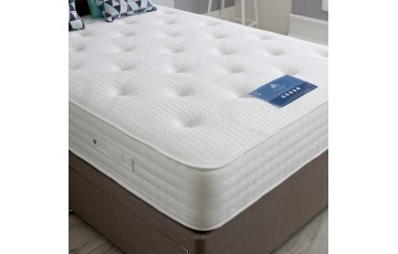 Pocket Tencel Deluxe Duo 5ft King Size Mattress