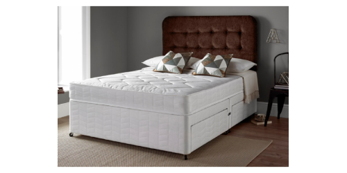 Rimini Divan Set Bonnell Sprung 5ft King Size